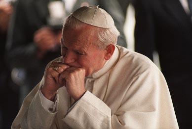 Papież - Oświecim